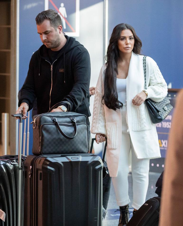 Sofia ei aio erota Niko Ranta-ahosta rikosepäilyistä huolimatta. Kuva lokakuulta 2018.
