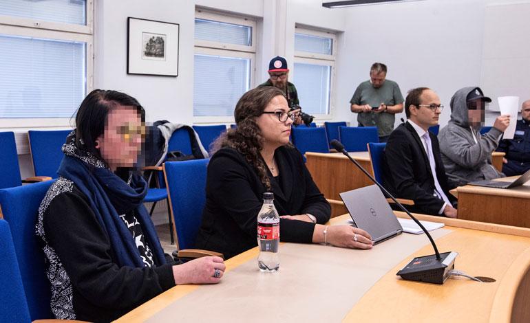 Syytetyt tuotiin Lappeenrannan käräjäoikeuteen, joka käsitteli heidän mielentilatutkimustensa tuloksia.