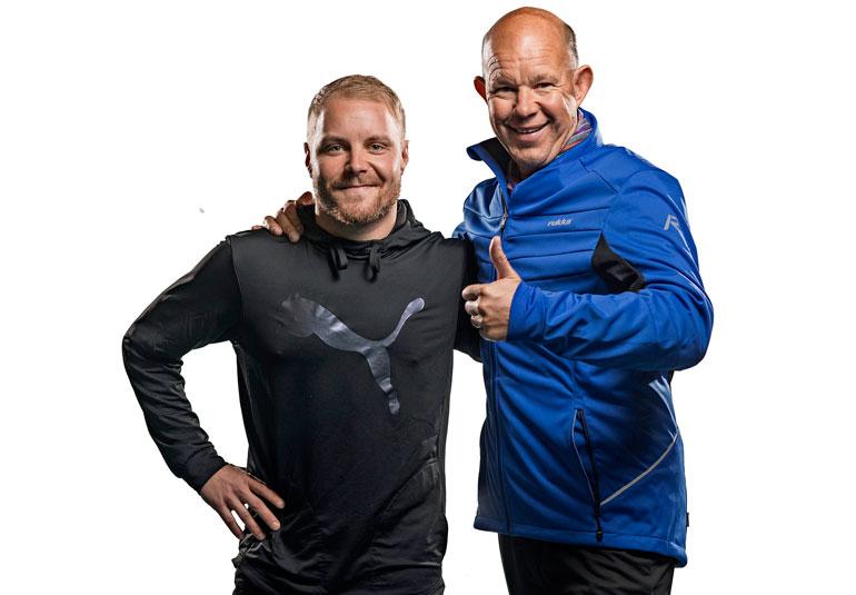 Kaj Kunnaksen omassa tv-show'ssa vieraana on muun muassa Valtteri Bottas.