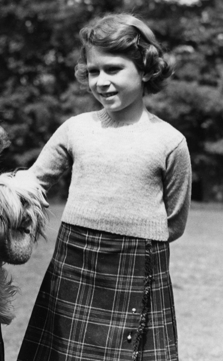 Elisabet vuonna 1936.