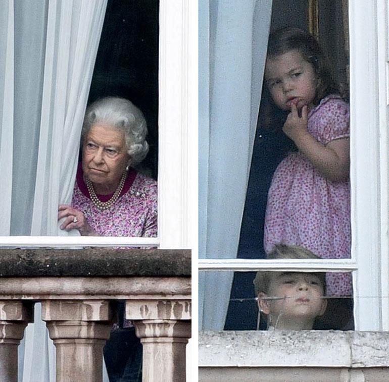 Kate hankki tyttärelleen kuvia varten samanlaiset vaatteet kuin Elisabetilla oli aikoinaan yllään.