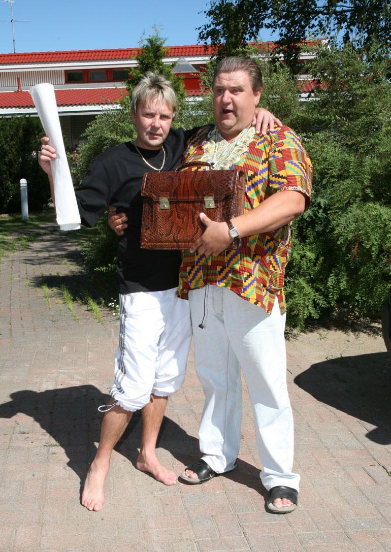 Carl Danhammerin mukaan Nykäsen manageroinnin paras puoli oli se, että Matti muutti hänen kotoaan Mervin luokse.