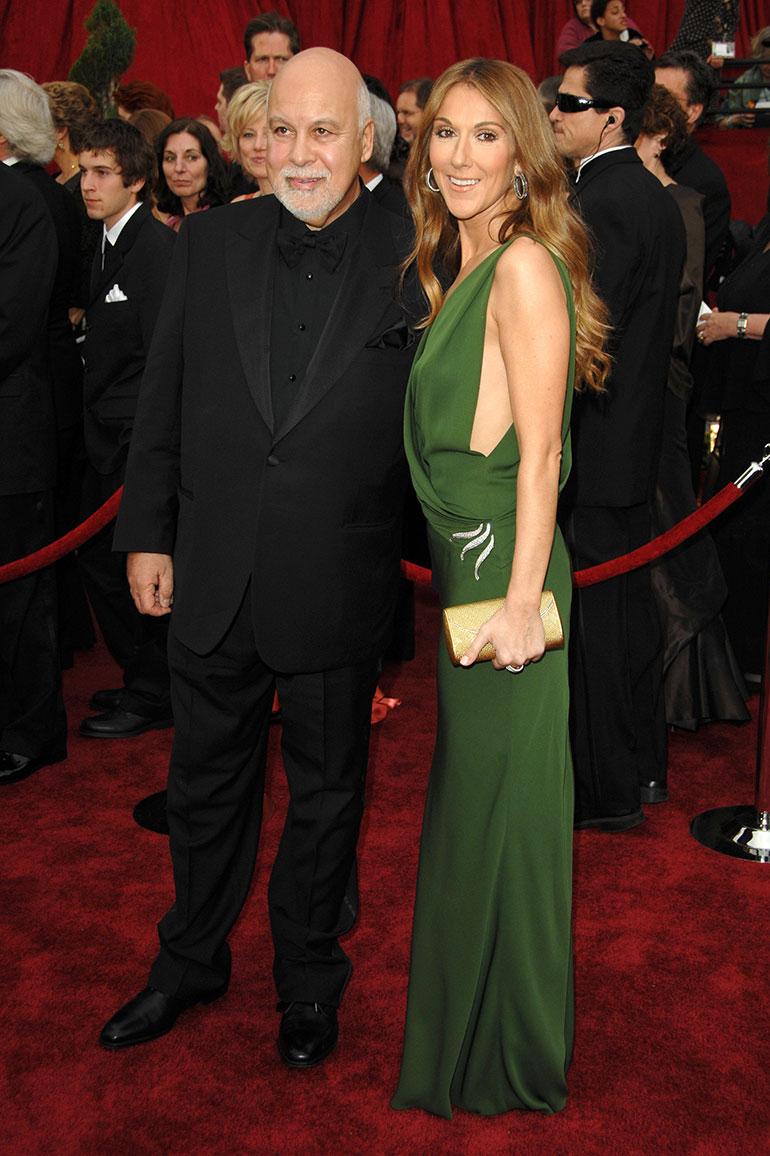 Rene Angelil ja Celine Dion
