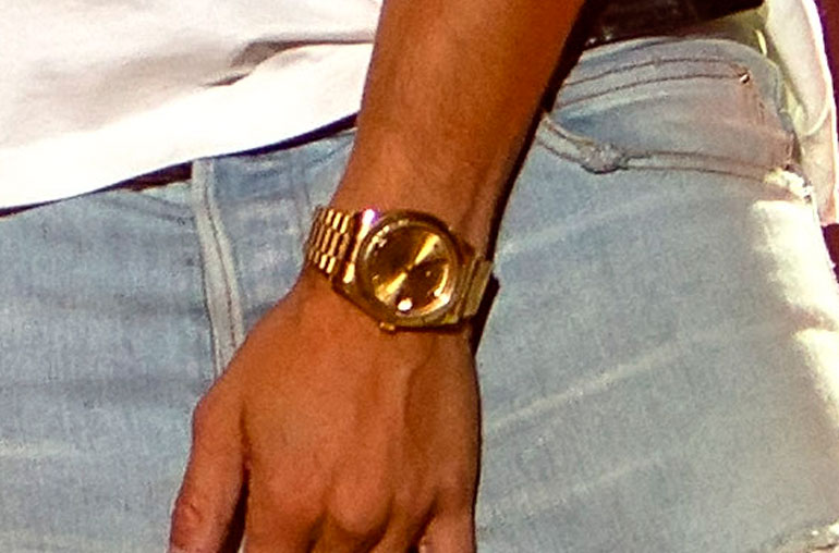 Cheekin Rolex 33 000 €