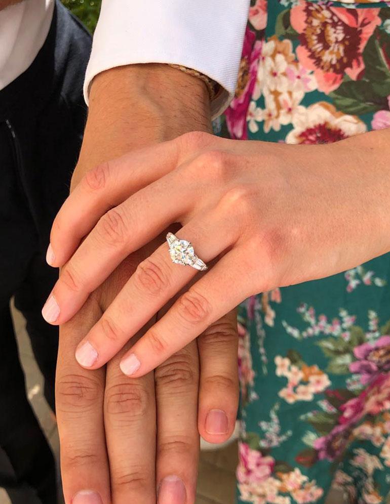 Prinsessa Beatricen sormus.