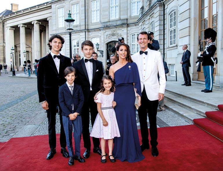 Prinssi Joachim muutti perheineen Ranskaan alkuvuodesta.