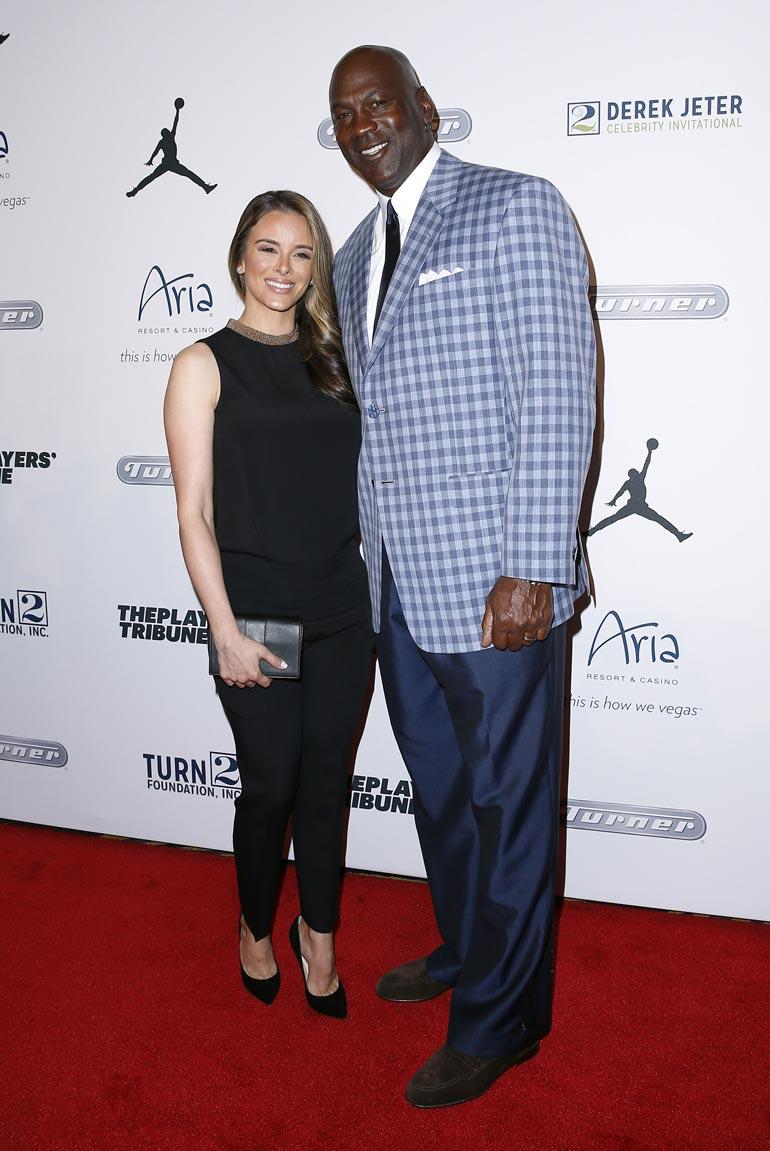 Michael Jordan on toista kertaa naimisissa. Hän avioitui Yvette Prieton kanssa 2013, ja vuonna 2014 heille syntyi kaksostytöt.