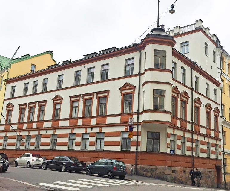 Valtterin talo