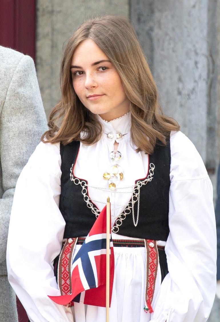 …Norjan prinsessa Ingridin…