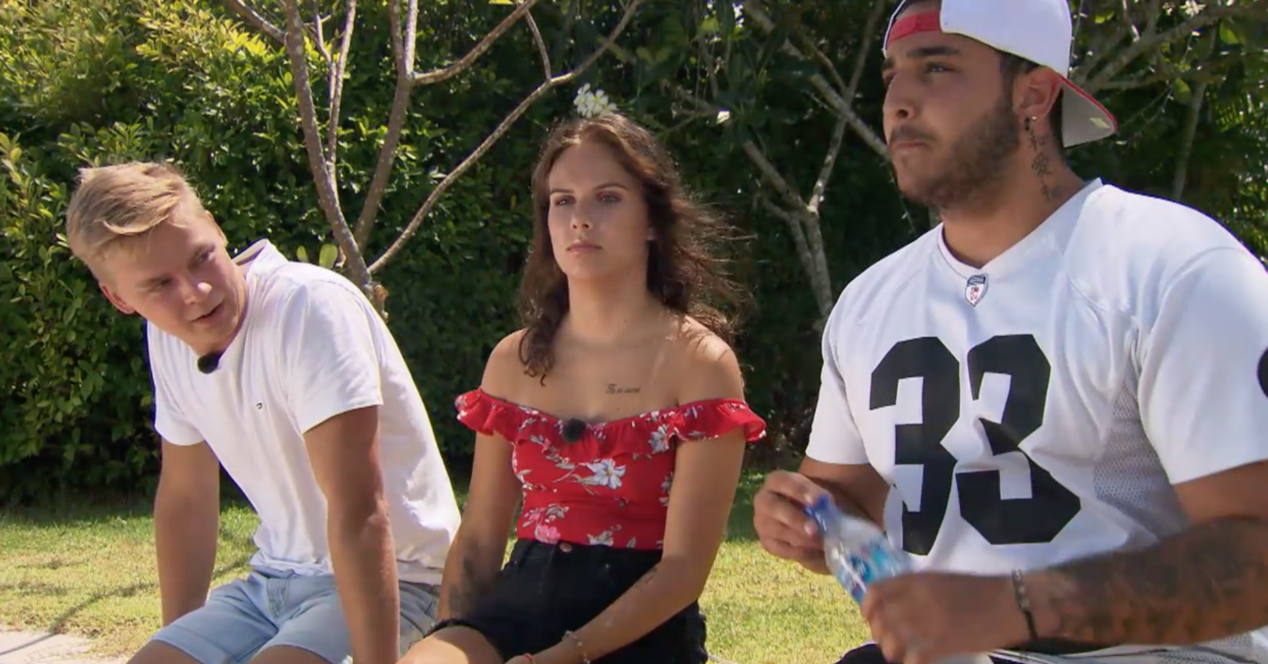 Tis-jeppe, Karim ja Josku