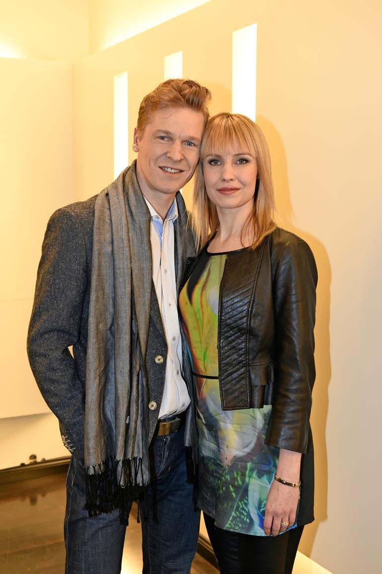 Toni ja Heidi Nieminen