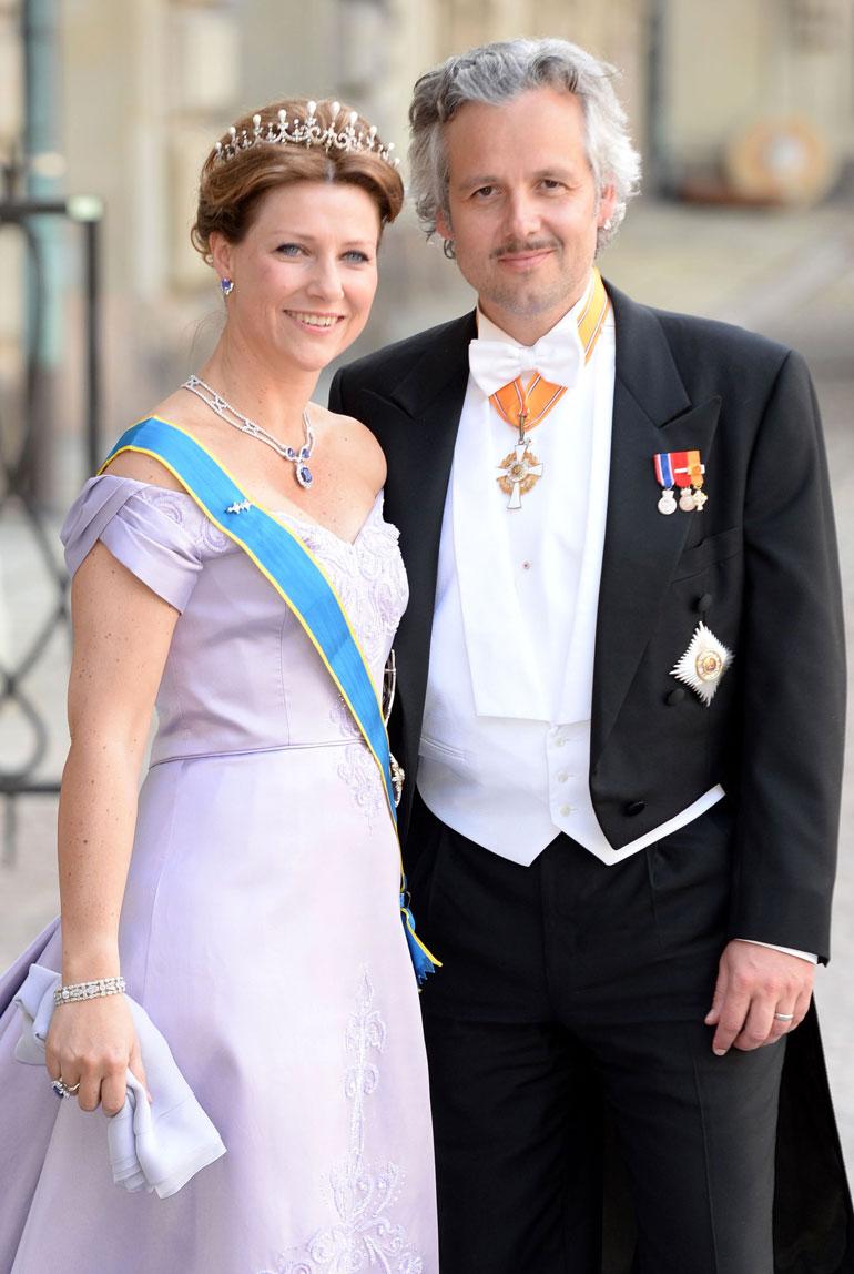 Prinsessa Märtha Louisen ja Ari Behnin avioliitto kesti 14 vuotta.