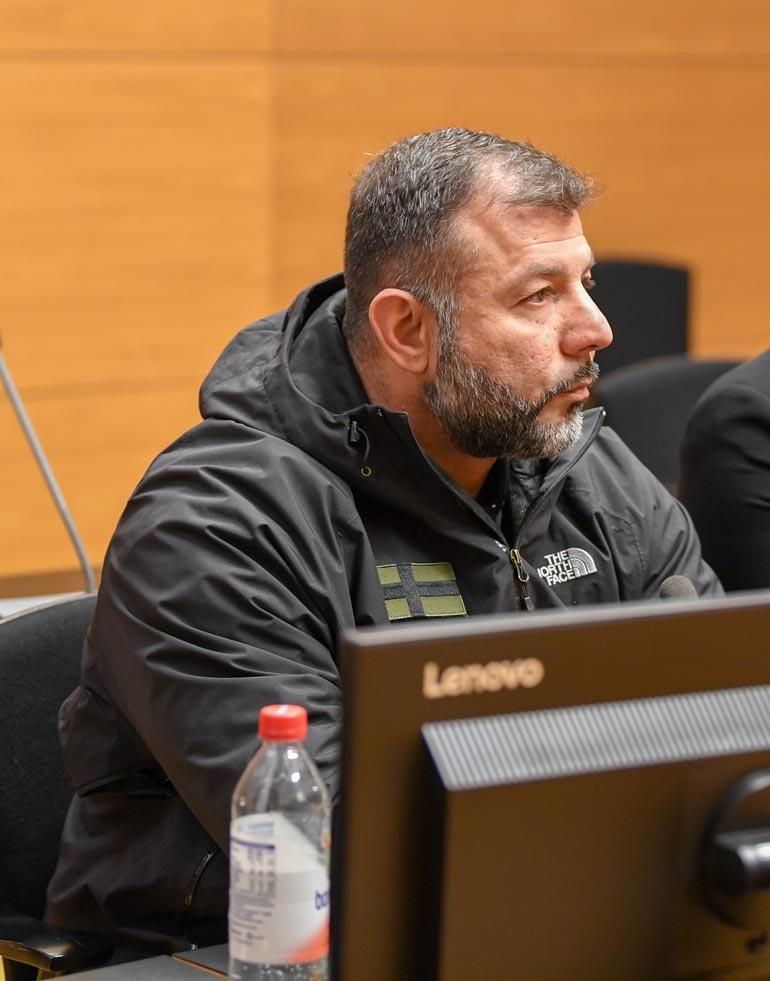 Rami Adhamin syytteitä käsiteltiin Helsingin käräjäoikeudessa viime syksynä.