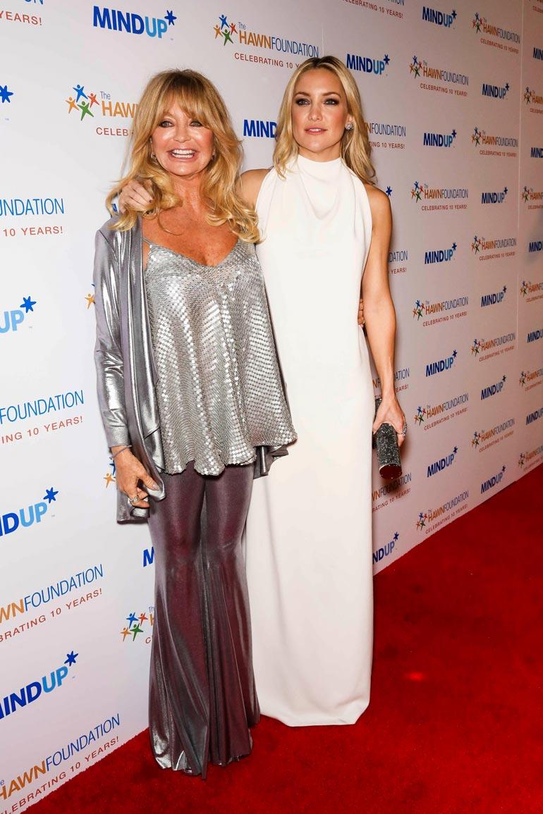 Goldie Hawn ja Kate Hudson