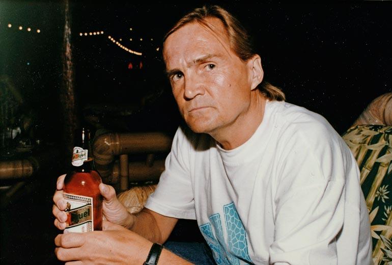 Laulaja Jamppa Tuominen oli kuollessaan 49-vuotias.