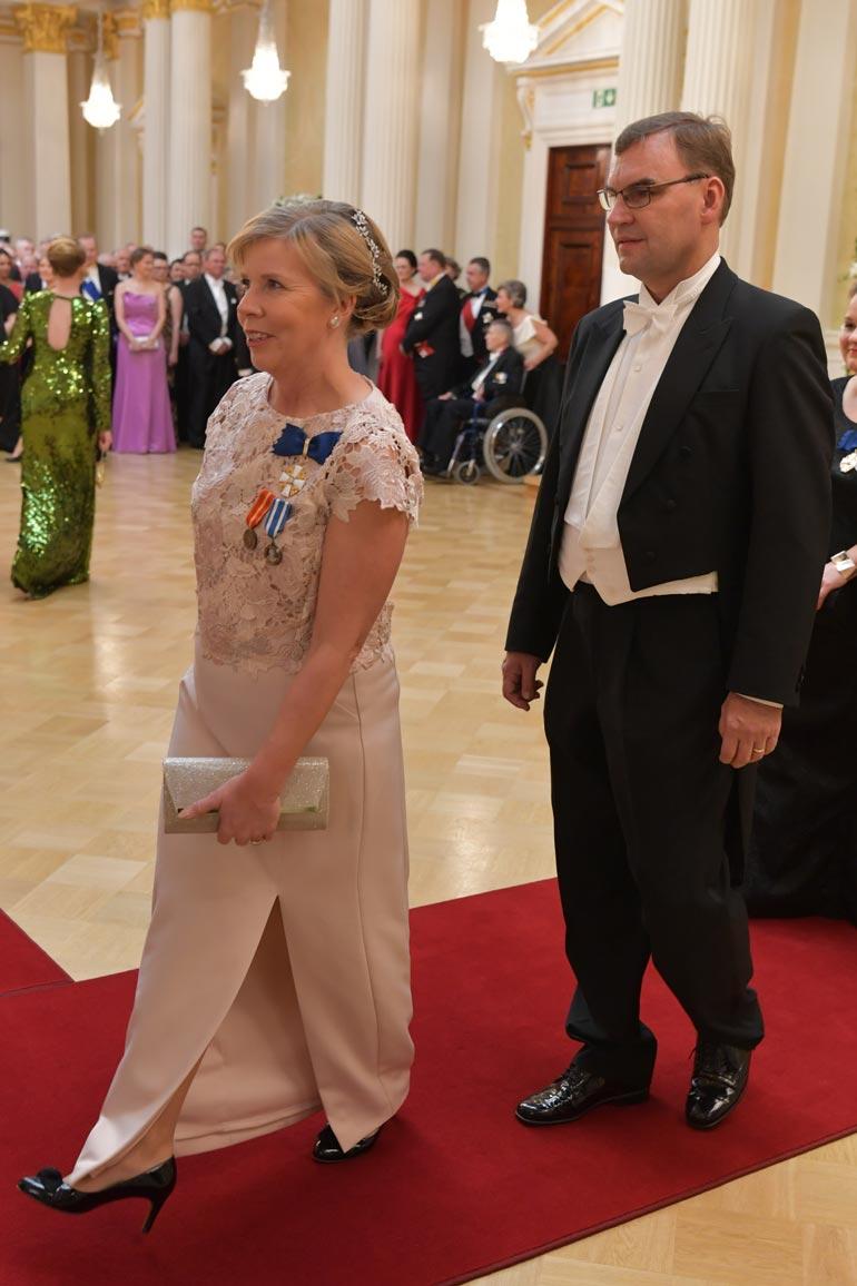 Anna-Maja ja Janne Henriksson.