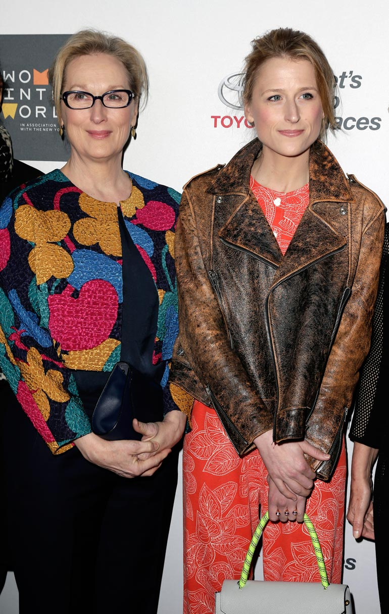 Meryl Streep ja Mamie Gummer