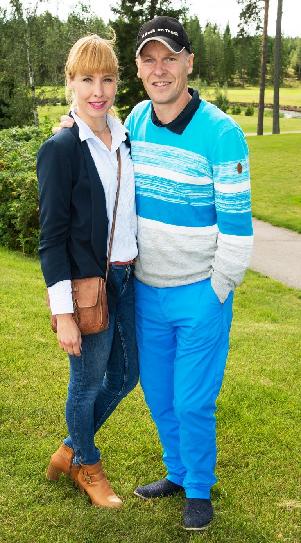Toni Nieminen erosi Heidi-vaimostaan.