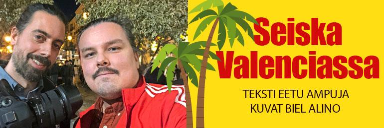 Seiska Valenciassa.