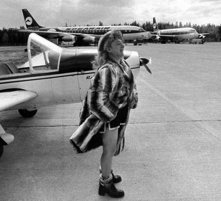 Se aito ja alkuperäinen Kalevi Keihänen (1924–1995) oli kihniöläisen sekatavarakauppiaan poika, joka tutustutti suomalaisen rahvaan etelänlomiin ja loi siitä hetkellisen matkailuimperiumin.