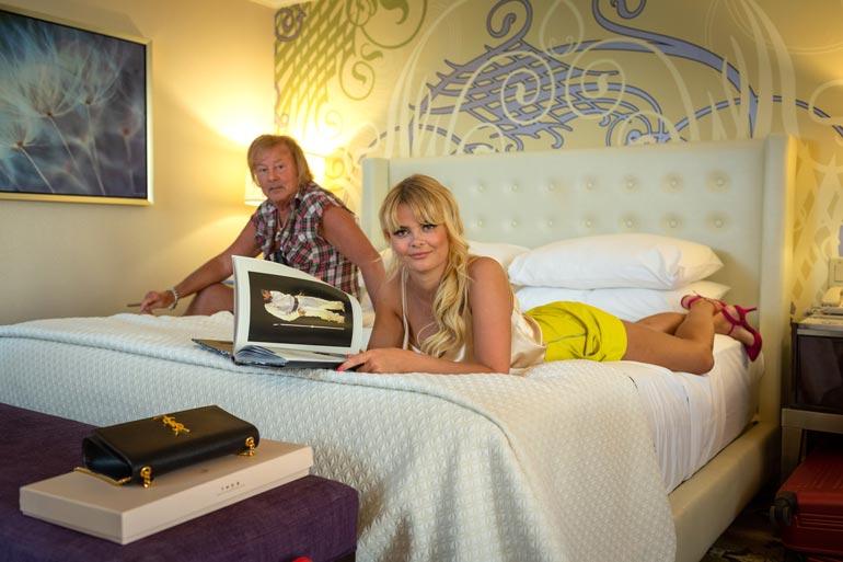 Danny ja Erika ovat olleet erohuhujen kohteena, kun Seiska paljasti Erikan erikoiset asumiskuviot.
