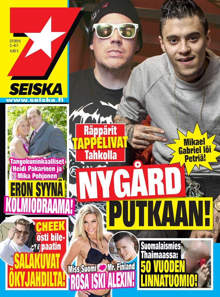 Mikael Gabriel ja Petri Nygård