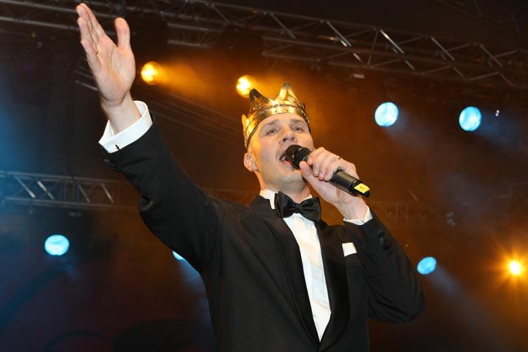 Marko on vuoden 2010 tangokuningas.