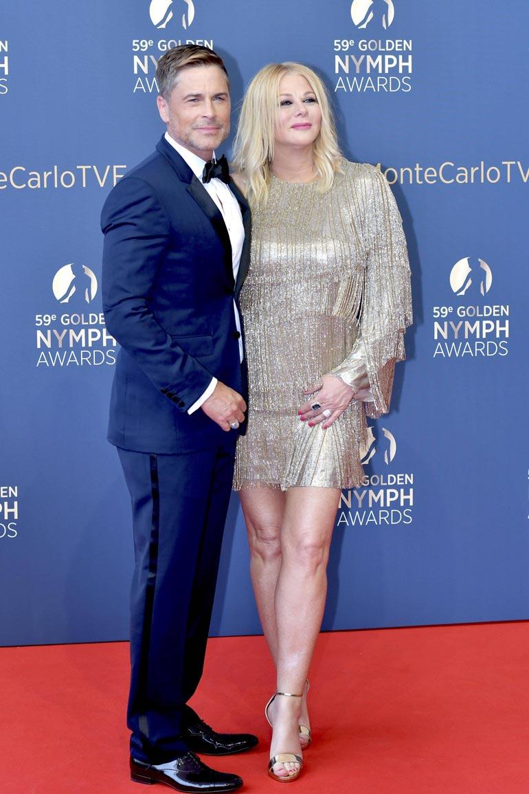 Rob on ollut yhdessä vaimonsa Sherylin kanssa nuoresta saakka. Parilla on kaksi aikuista poikaa Matthew ja John.
