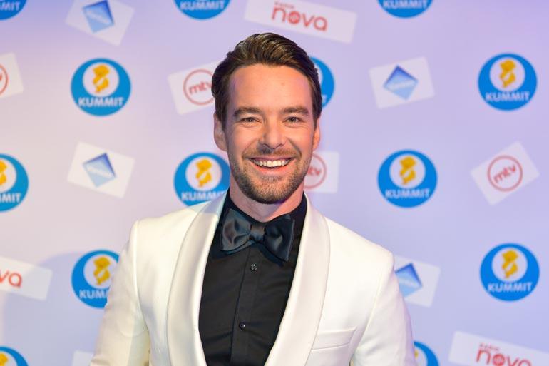 Miesten sarjassa toiseksi tuli tv-tähti  Mikko Leppilampi.
