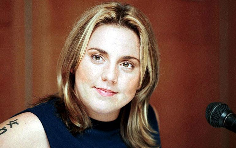 Melanie C vuonna 2001