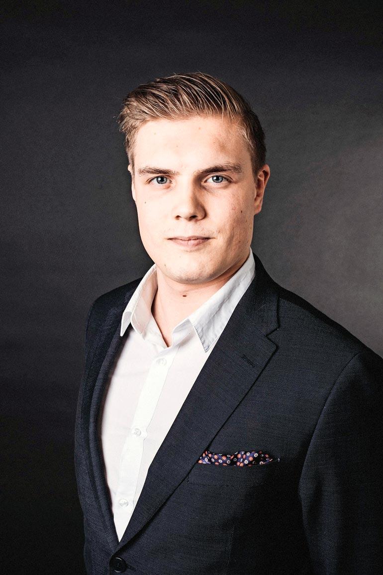 Jeri Aalto on Pekka Haaviston erityisavustaja.