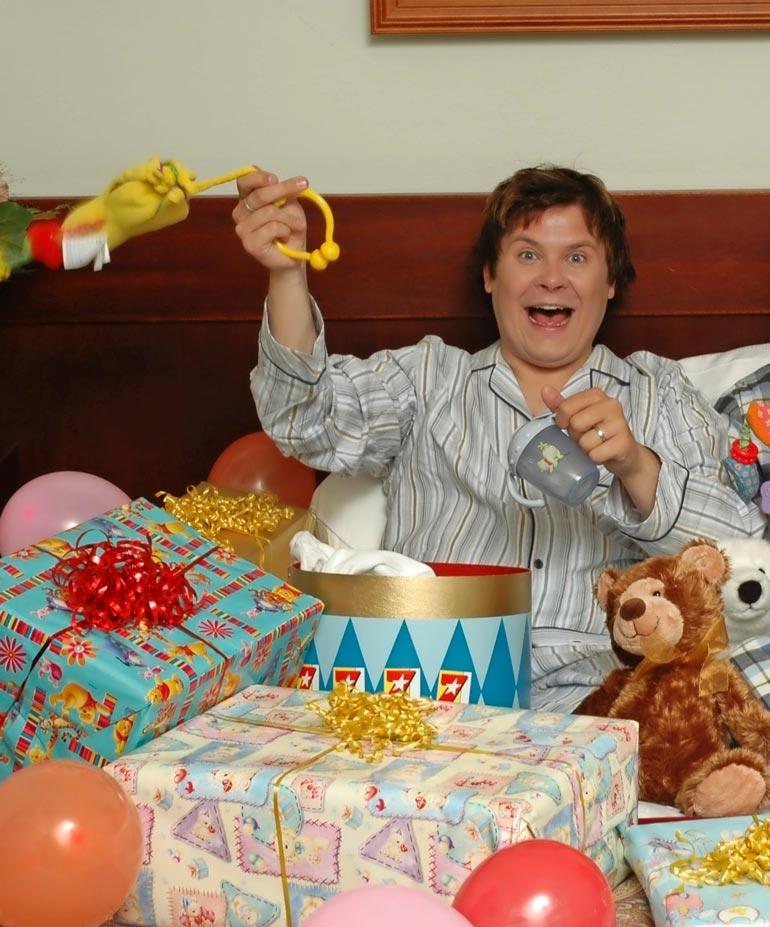 Vuonna 2008 Janne osallistui Seiskan vauvakutsuille. Tuolloin syntyi Jannen ja hänen entisen vaimonsa esikoinen.