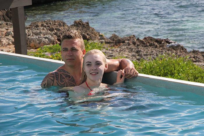 Niko ja Matilda tekivät paluun Ex on the Beach Suomeen.