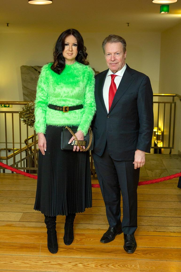 Ilkka ja Elina Kanerva