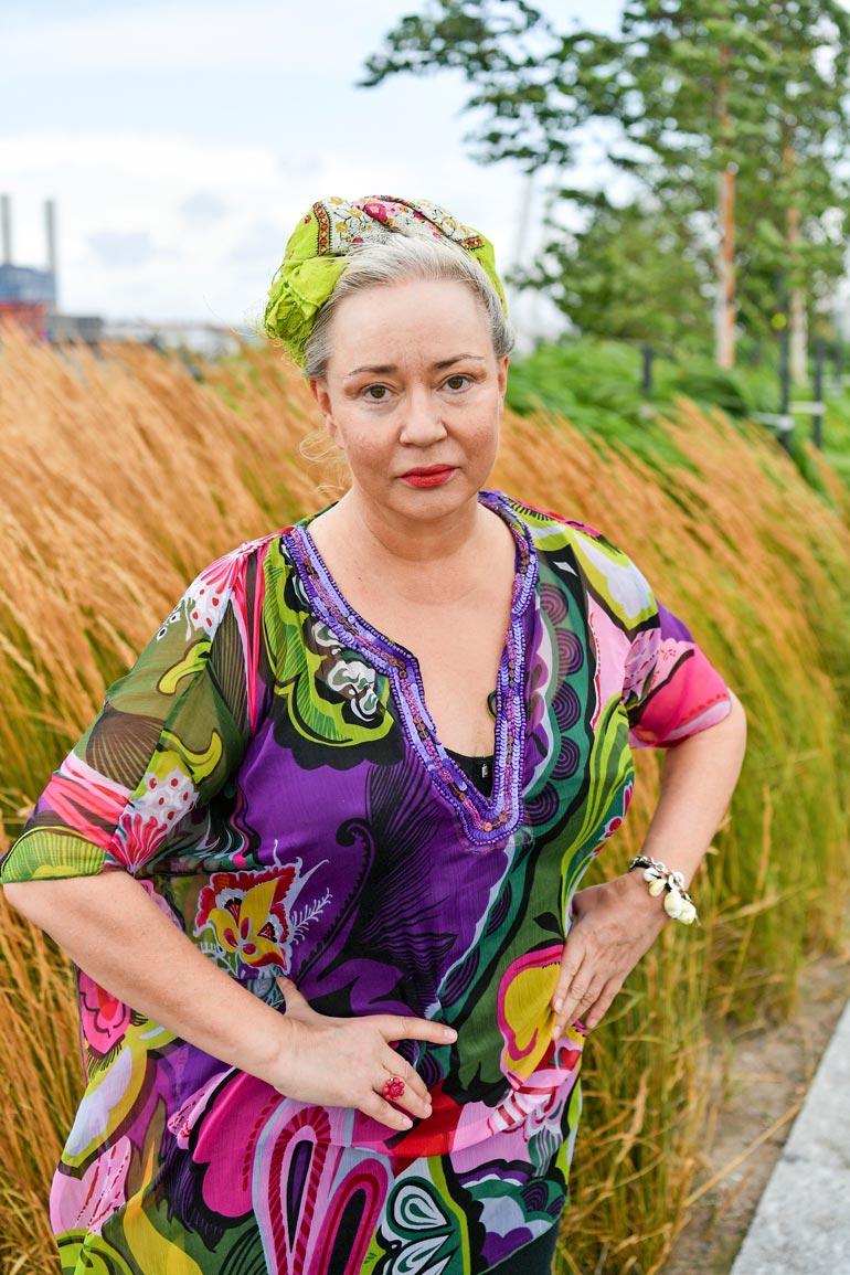 Susanna on tuttu muun muassa Salattujen elämien Jaana Niemisen roolistaan vuosituhannen alussa. – En ole uhannut katkoa Samulin sormia, hän vakuuttaa Seiskalle.