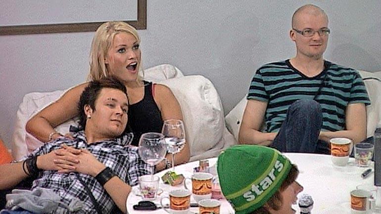Tutuimmaksi Iidan kasvot kävivät vuoden 2009 Big Brotherin myötä.