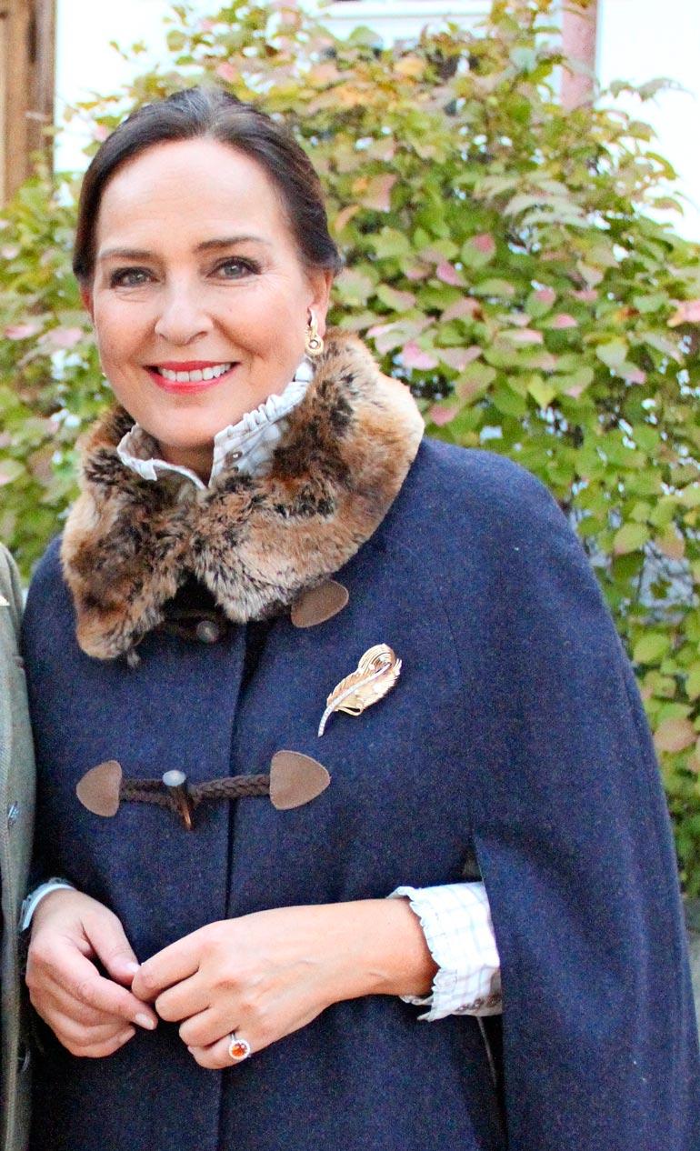 Nina Sevelius on vuoden 1983 Miss Suomi, silloin nimellä Rekola.