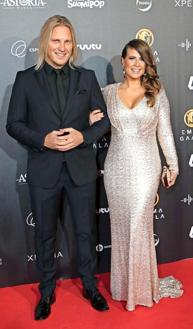 Sami seurusteli päätoimittaja Mirkka  Torikan kanssa 2014–2017.