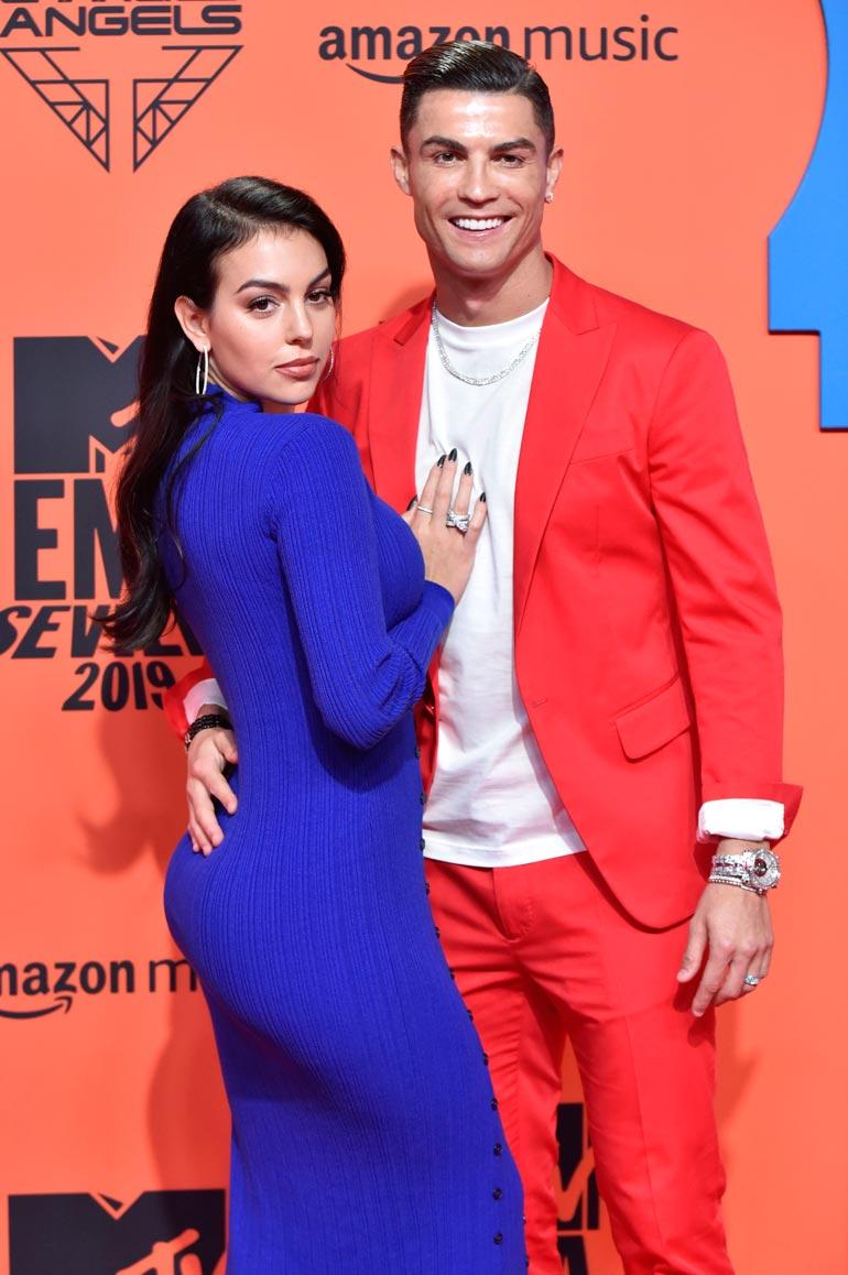 Ronaldolla ja hänen tyttöystävällään Georgina Rodriguezilla on yksi yhteinen lapsi.