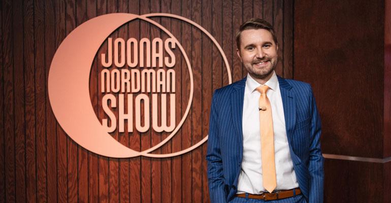 Joonas nordman show