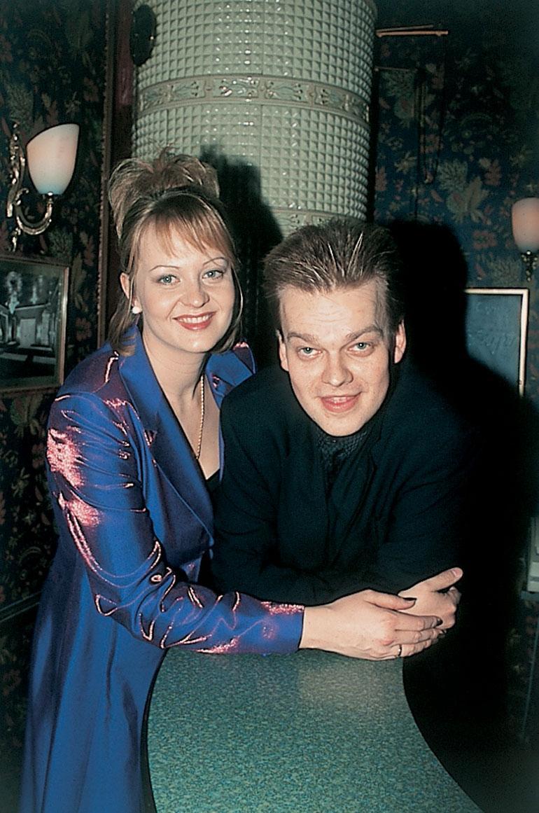 Kirsi ja Kurre ehtivät olla yhdessä liki 30 vuotta.