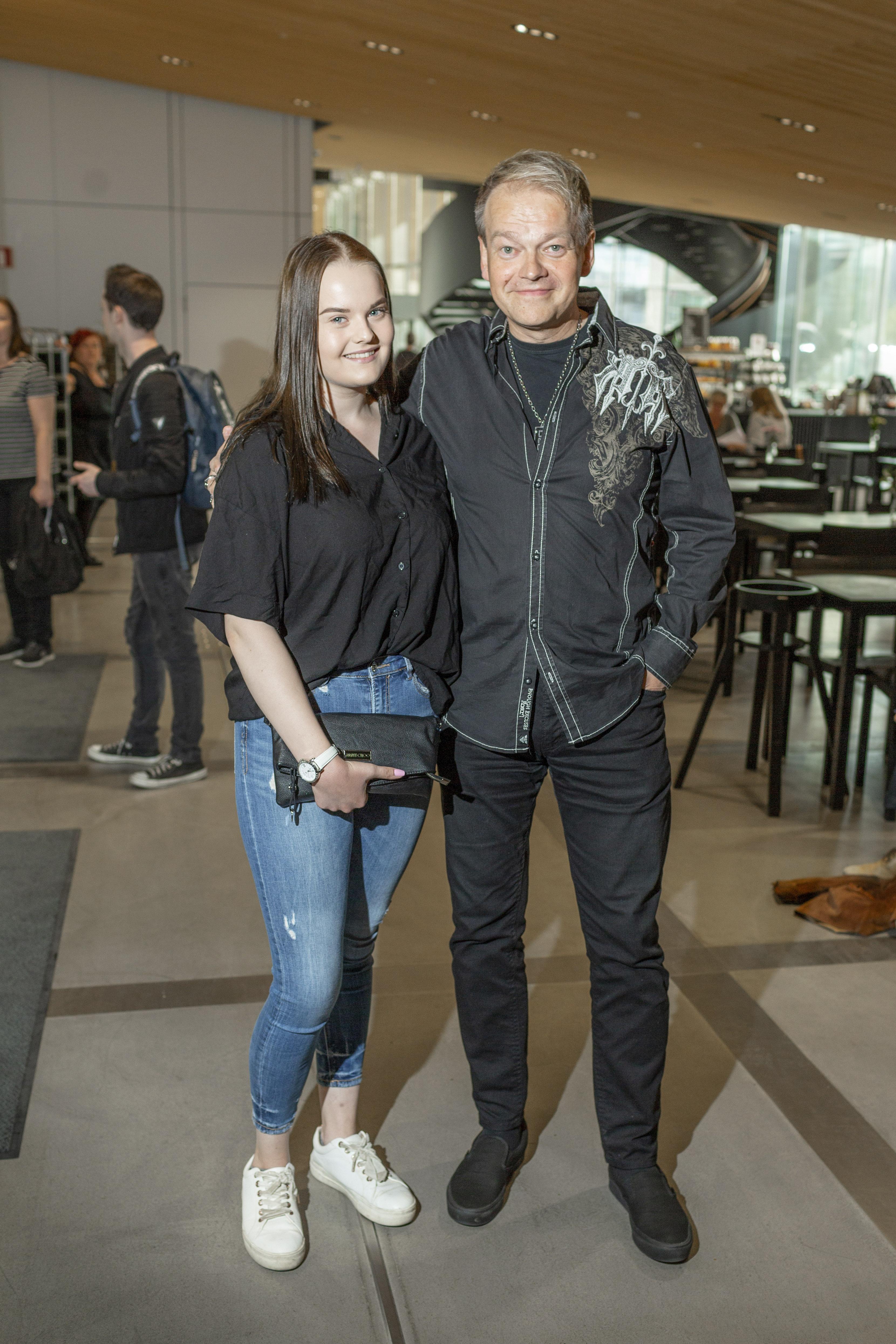 Bella ja Kurre Westerlund