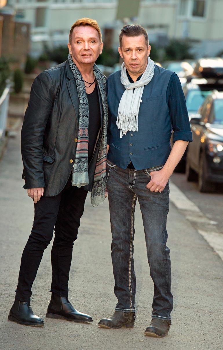 Näyttelijä ja Marc-rakas ehtivät olla yhdessä kaksi vuotta.