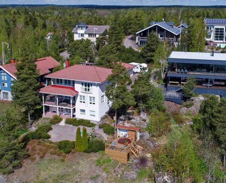 Juha Sipilän koti
