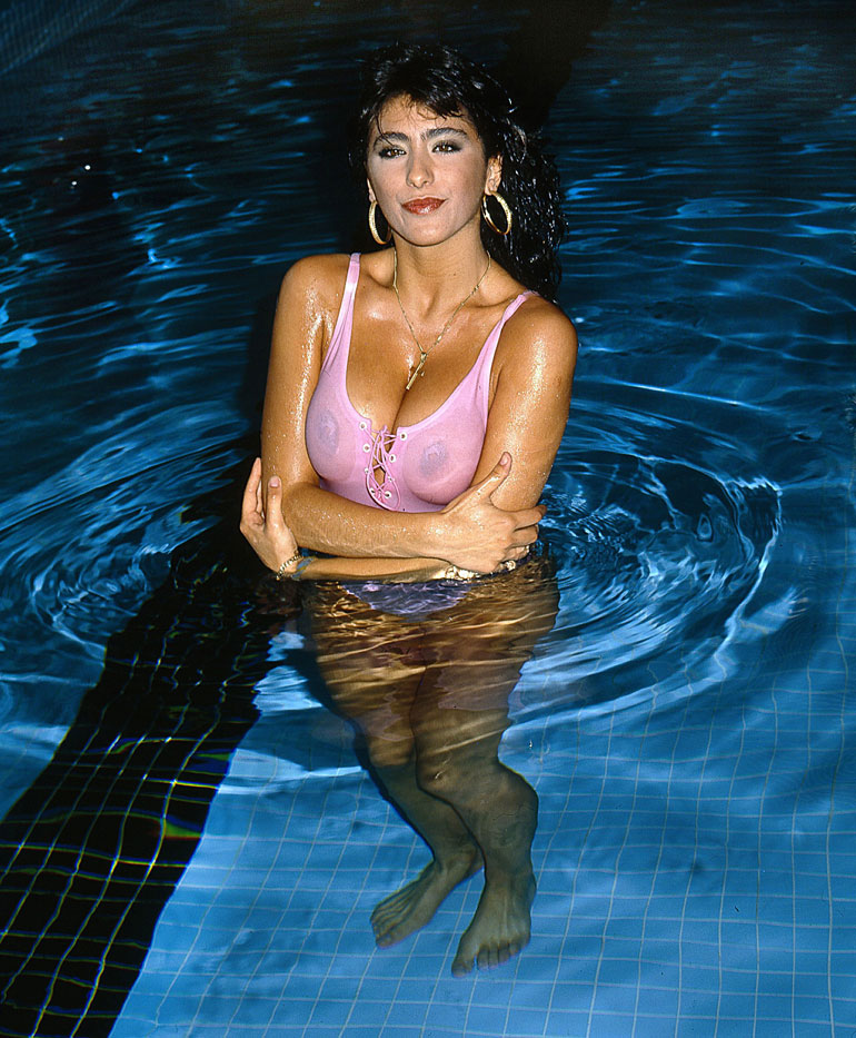 Sabrina kuvattuna vuonna 1988.