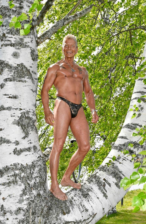 Joensuun Tarzan etsii rinnalleen nuorta Janea. – Naisen pitää olla nuorekas ja normaalipainoinen, ja jokin persoonallinen kiva piirre pitäisi löytyä.