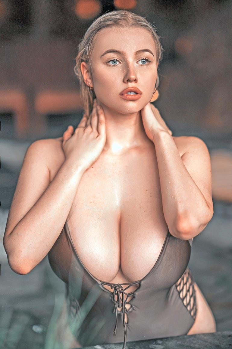 Savonlinnalainen Pasha Pozdniakova, 20, on yksi suosituimpia Suomessa asuvia Instagram-julkkiksia. Venäläiskaunottarella on ollut Instassa yli miljoona seuraajaa.