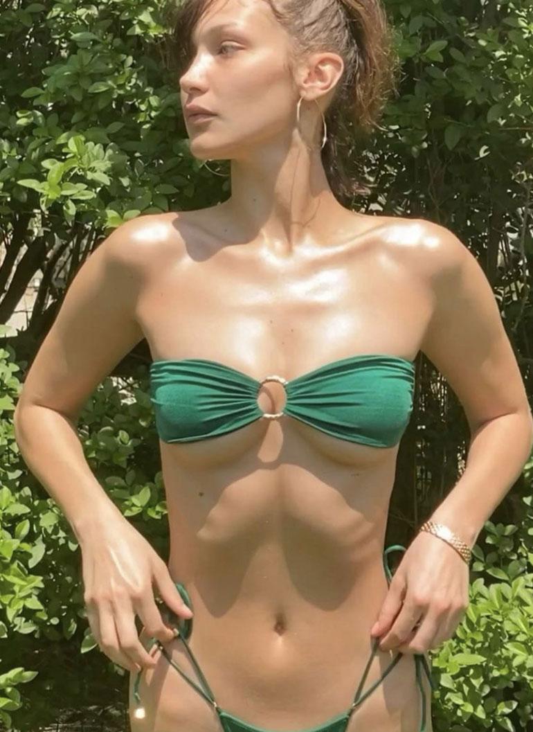 Bella hadid bikinit
