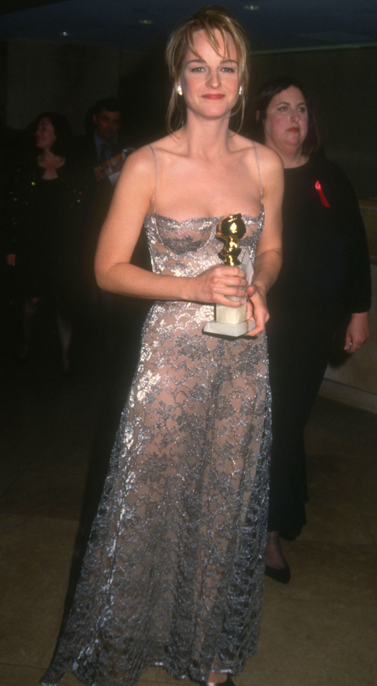Helen hunt ja golden globe
