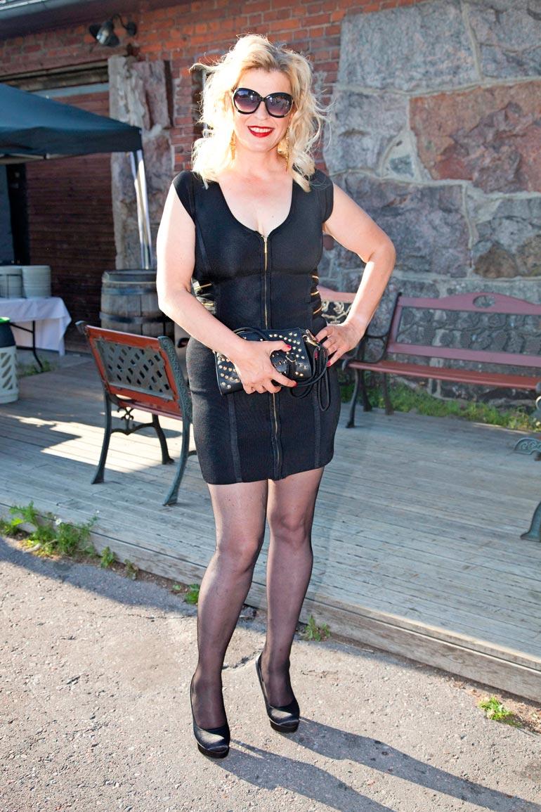Vuonna 2013 Claudia nähtiin Julkkis Big Brotherissa. Tuolloin huolet eivät vielä näkyneet painossa.